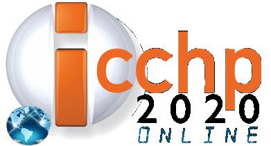 ICCHP2020 Online Logo